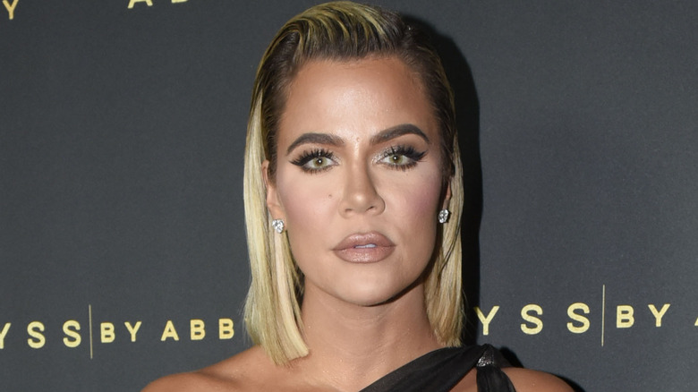 Khloe Kardashian attends Abyss By Abby - Arabian Nights Collection Launch Party