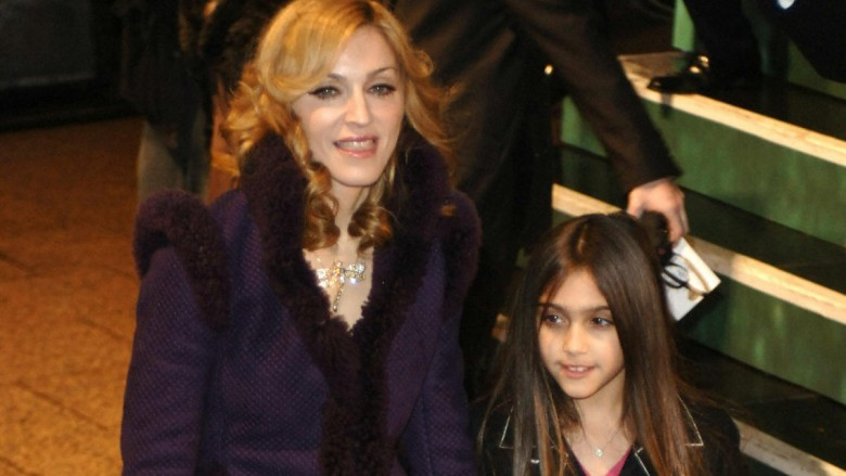 Madonna's daughter has grown up to be gorgeous
