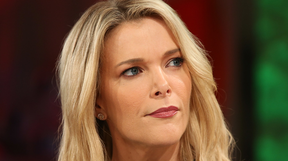 Megyn Kelly looking serious