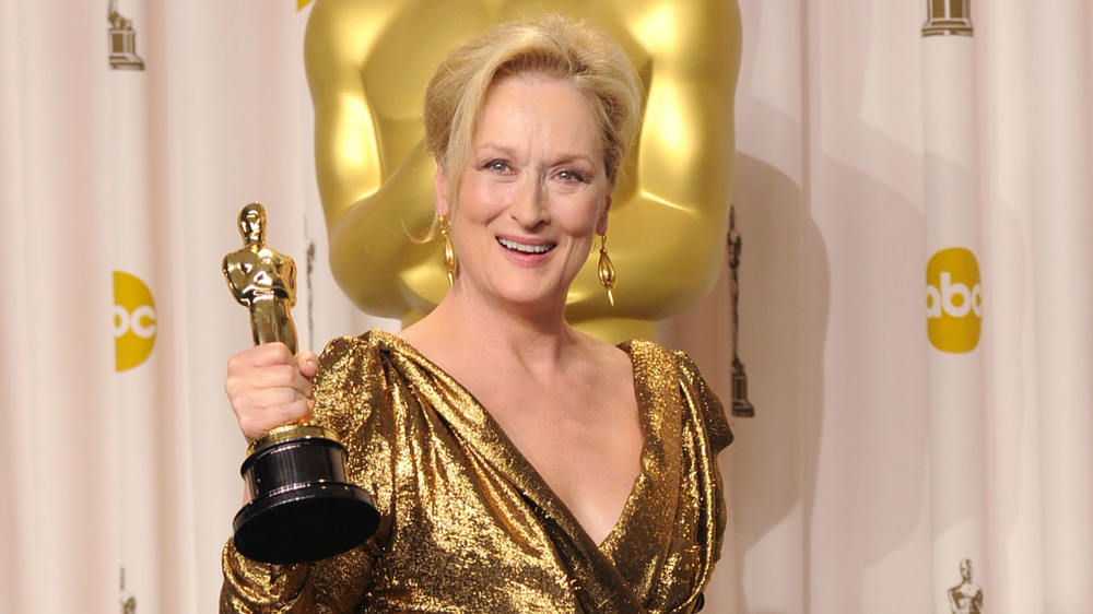 Meryl Streep Almost Lost Her First Oscar Statue In A Strange Place