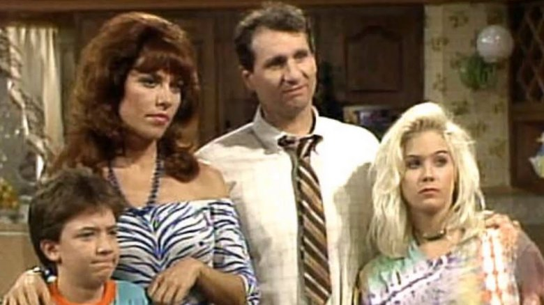 Married... with Children cast