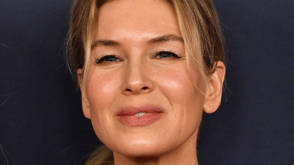 Renee Zellweger at an event for the Women's Cancer Research Fund