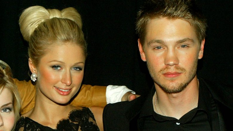 Chad Michael Murray and Paris Hilton