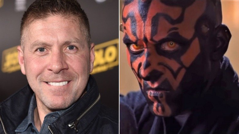 Ray Park in The Phantom Menace