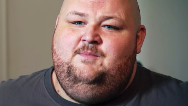 """James """"LB"""" Bonner on his episode of My 600-lb Life"""