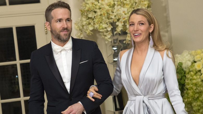 Blake Lively and Ryan Reynolds' odd marriage