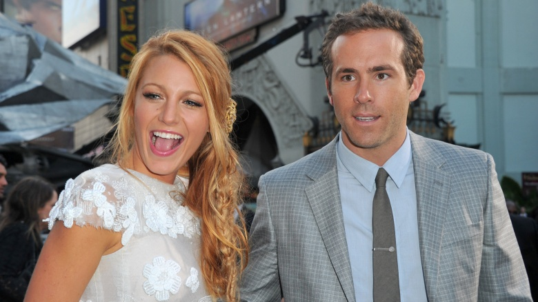 79f76468 Blake Lively and Ryan Reynolds' odd marriage
