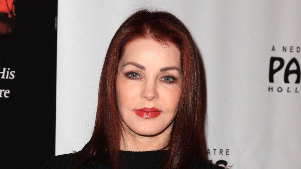 Priscilla Presley S Granddaughter Looks Just Like Her