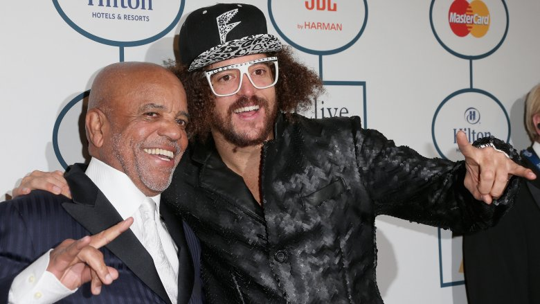 Berry Gordy Redfoo