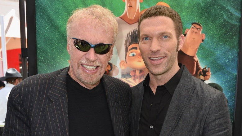 Phil Knight Travis Knight