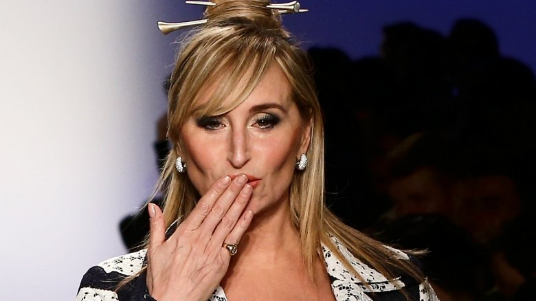 """Sonja Morgan of """"Real Housewives of New York"""""""