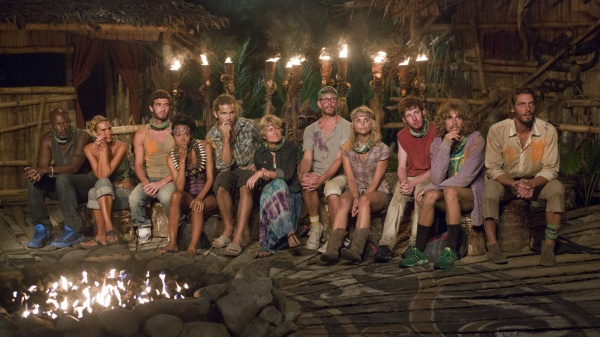 Proof that Survivor is totally fake