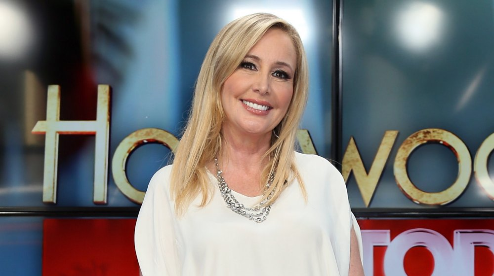 Shannon Beador at Hollywood Today Live in 2016
