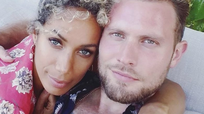 Leona Lewis and Dennis Jauch