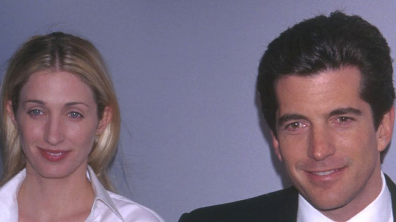 strange facts about jfk jr s marriage