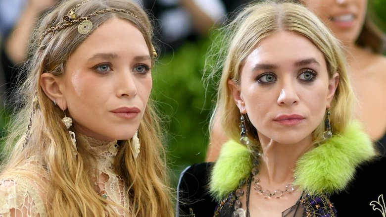 Strange facts about the Olsen twins' childhood