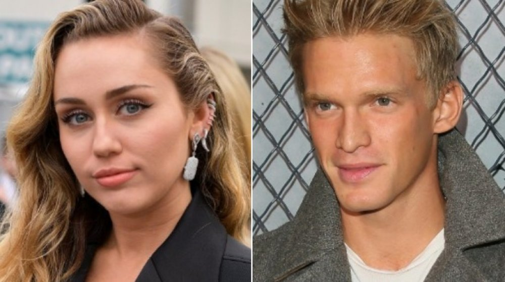 Strange features of Cody Simpson and also Miley Cyrus In July 2019