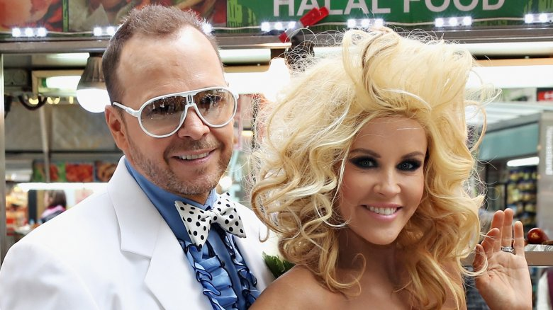 Weird Things About Jenny Mccarthy S Marriage