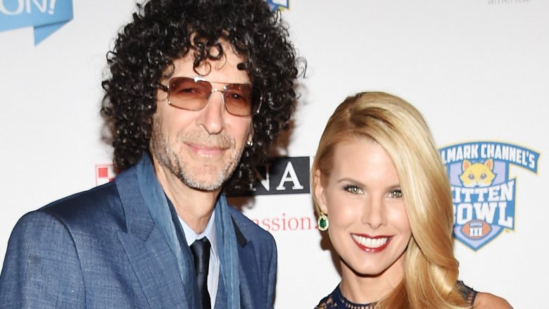 Strange Things About Howard Stern S Marriage
