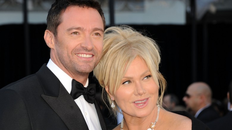 Strange things about Hugh Jackman's marriage