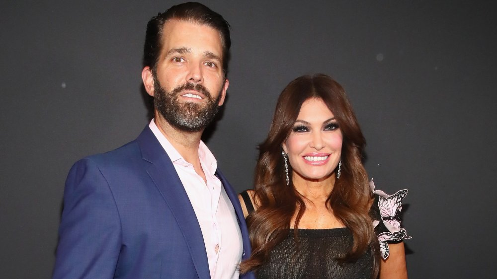 Strange things about Kimberly Guilfoyle and Donald Trump Jr.'s relationship