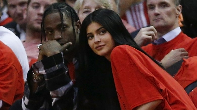 Travis Scott , Kylie Jenner