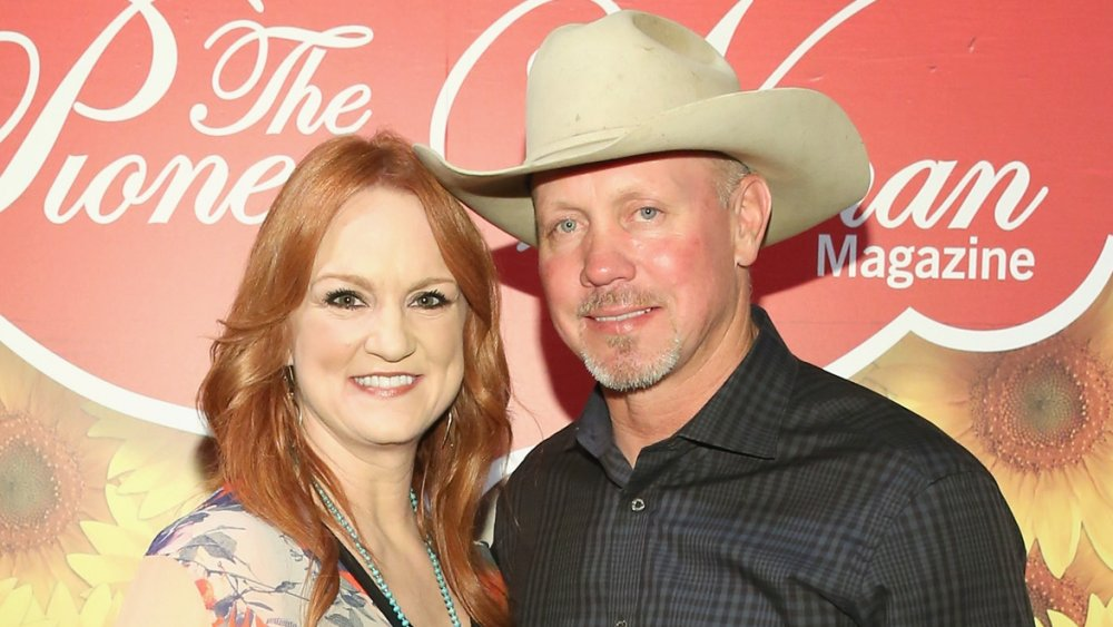 "Ann Marie ""Ree"" Drummond and Ladd Drummond"