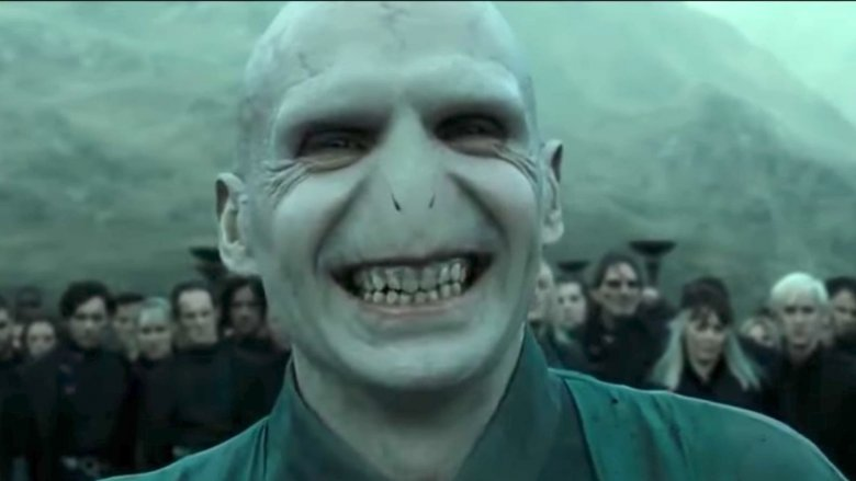 The actor who plays Voldemort is gorgeous in real life - photo#50