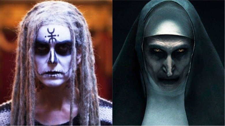 The actors that play these horror movie villains are gorgeous in real life