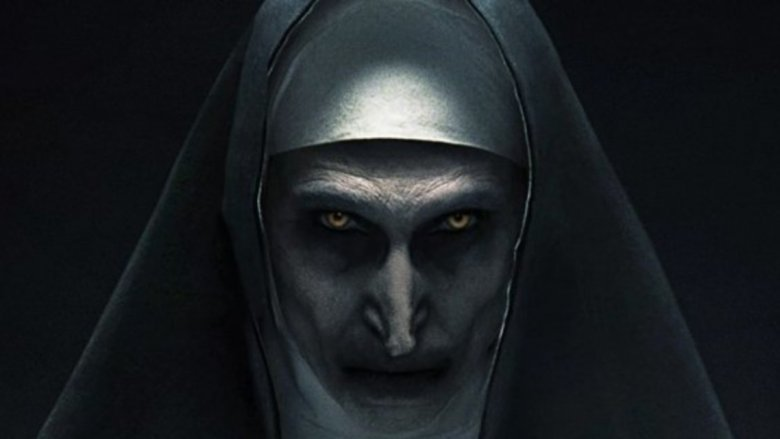 Bonnie Aarons in The Nun
