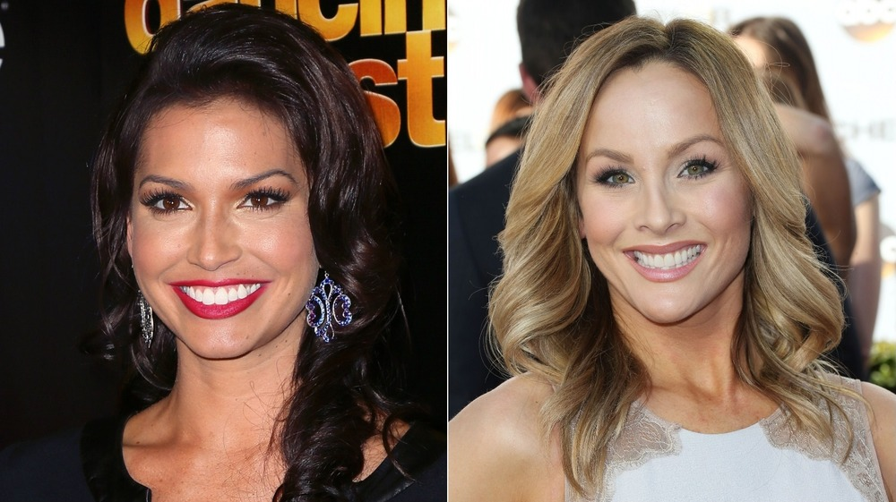 Melissa Rycroft and Clare Crawley