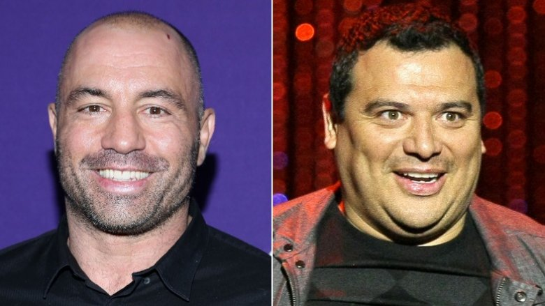Joe Rogan, Carlos Mencia
