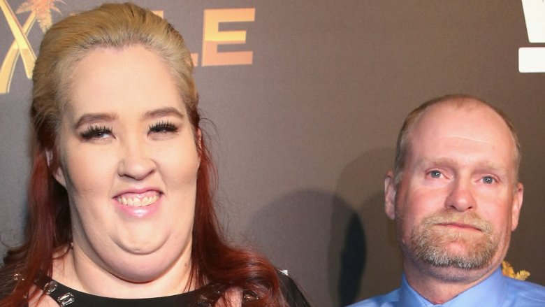 "Mama June Shannon and Mike ""Sugar Bear"" Thompson"