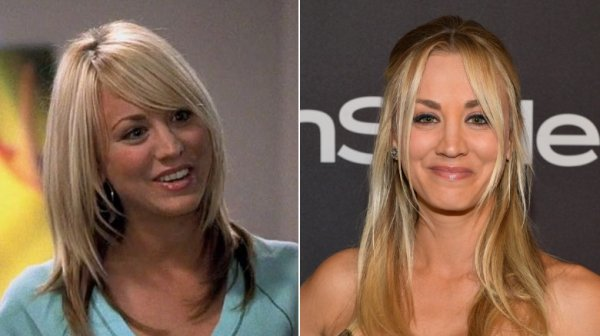 How The Big Bang Theory cast transformed over the years