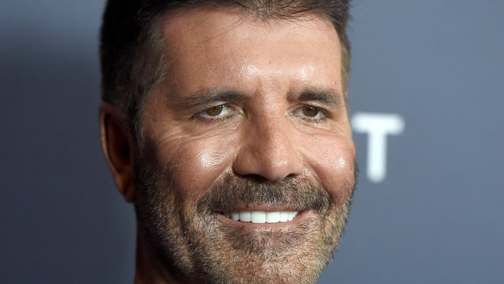 "Simon Cowell attends ""America's Got Talent"" Season 14 Live Show"