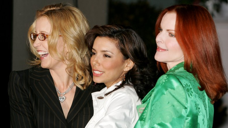 The Dark Side Of The Desperate Housewives Cast