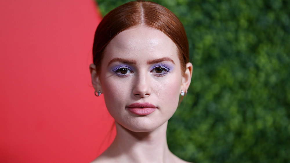 Madelaine Petsch on the red carpet