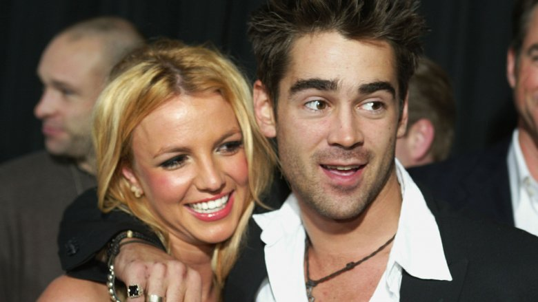 Britney Spears and Collin Farrell