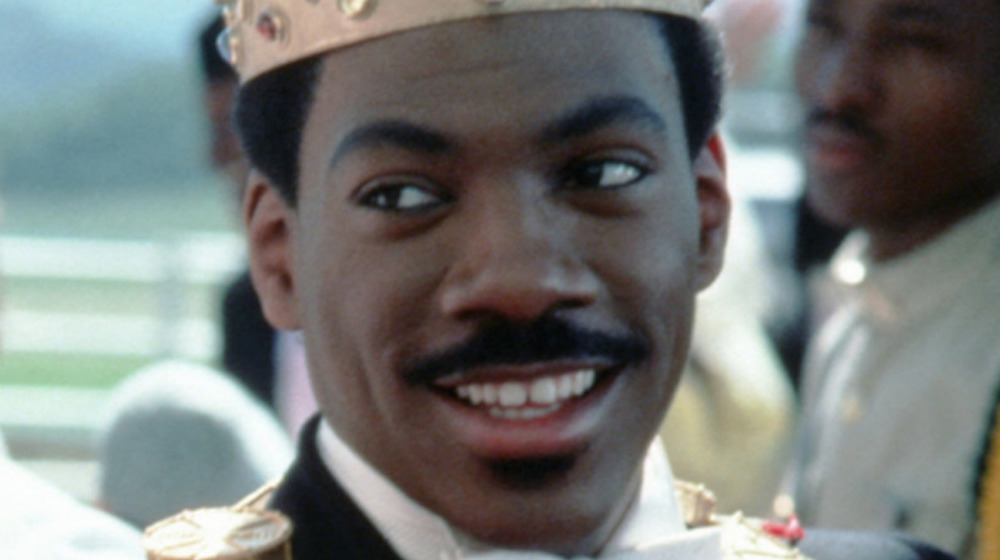 Eddie Murphy in the Coming to America trailer