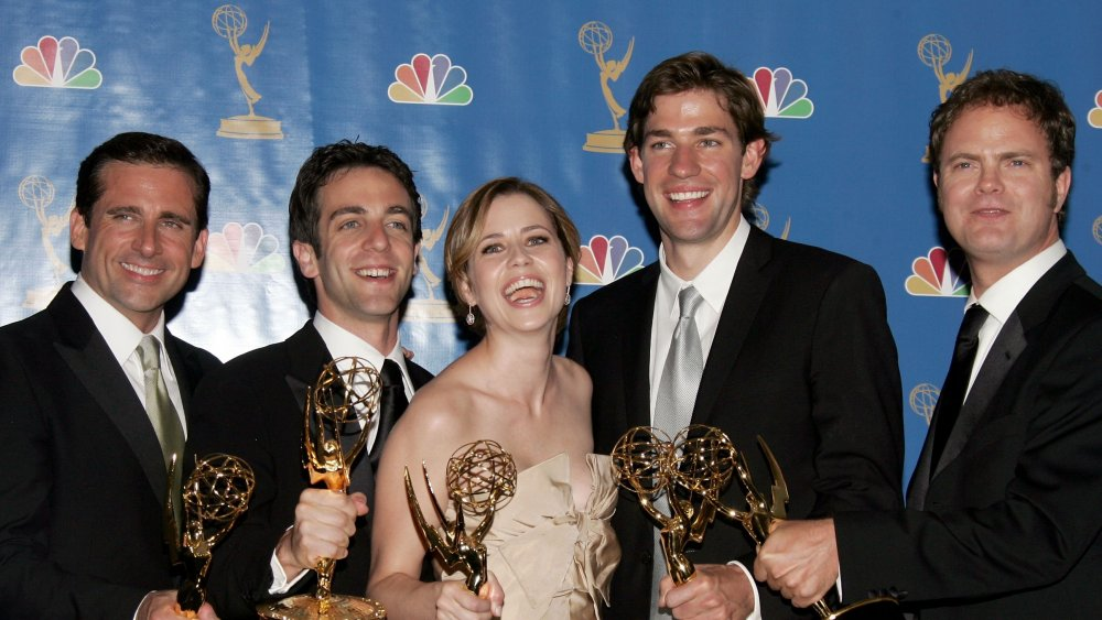 'The Office' cast at the Emmys