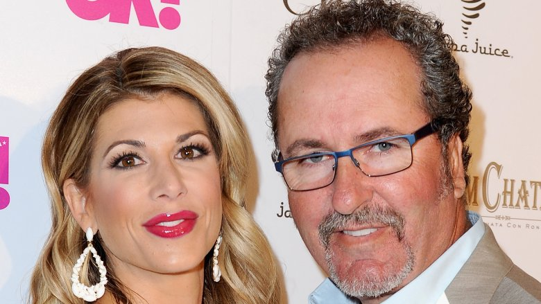 The real reason Alexis Bellino is divorcing her husband