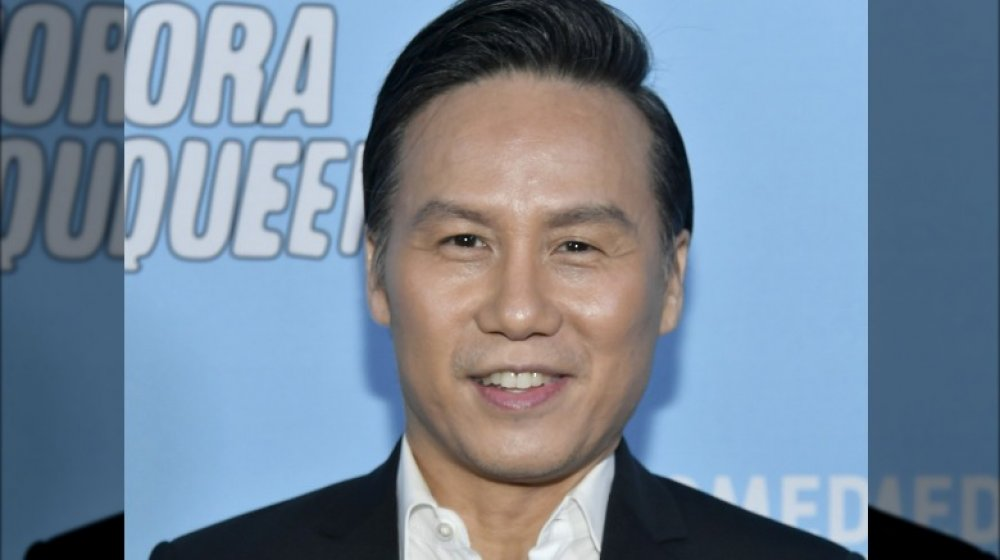 "BD Wong attends Comedy Central's ""Awkwafina is Nora From Queens"" Premiere Party"