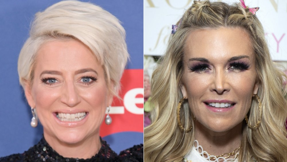 Dorinda Medley and Tinsley Mortimer