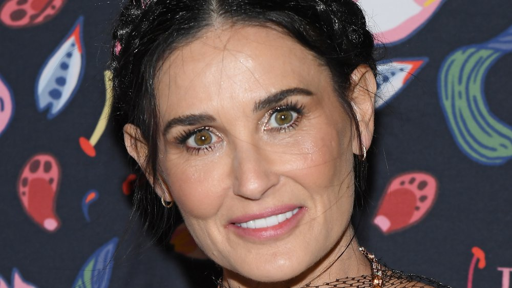 The real reason Demi Moore divorced her first husband