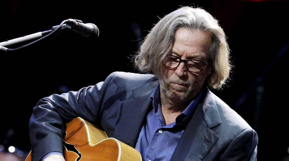 The Real Reason Eric Clapton Divorced His First Wife