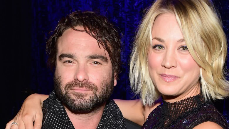 Johnny Galecki Christmas Vacation.The Reason Kaley Cuoco And Johnny Galecki Split