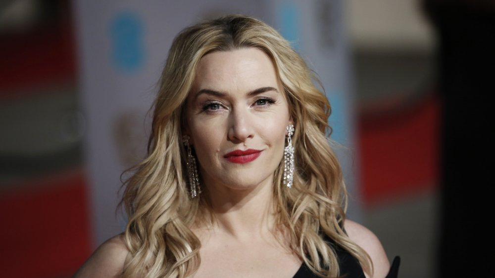 Kate Winslet attends the EE British Academy Film Awards at The Royal Opera House