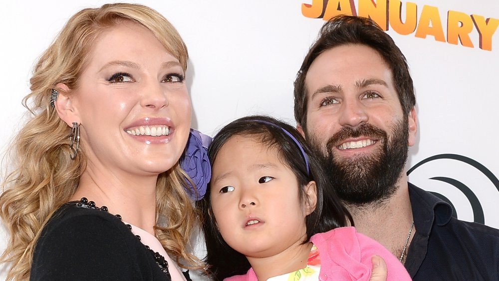 The real reason Katherine Heigl adopted a daughter