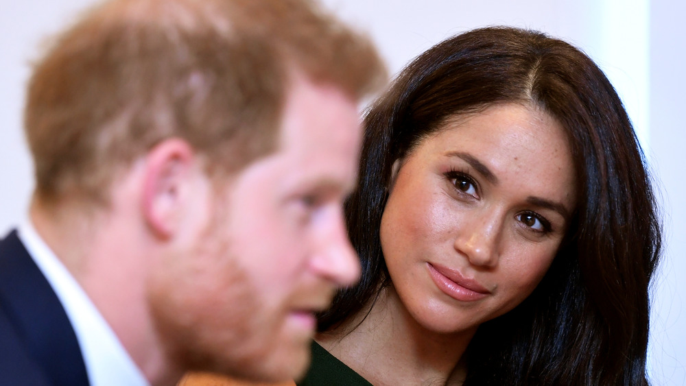 Meghan Markle and Prince Harry disappointed