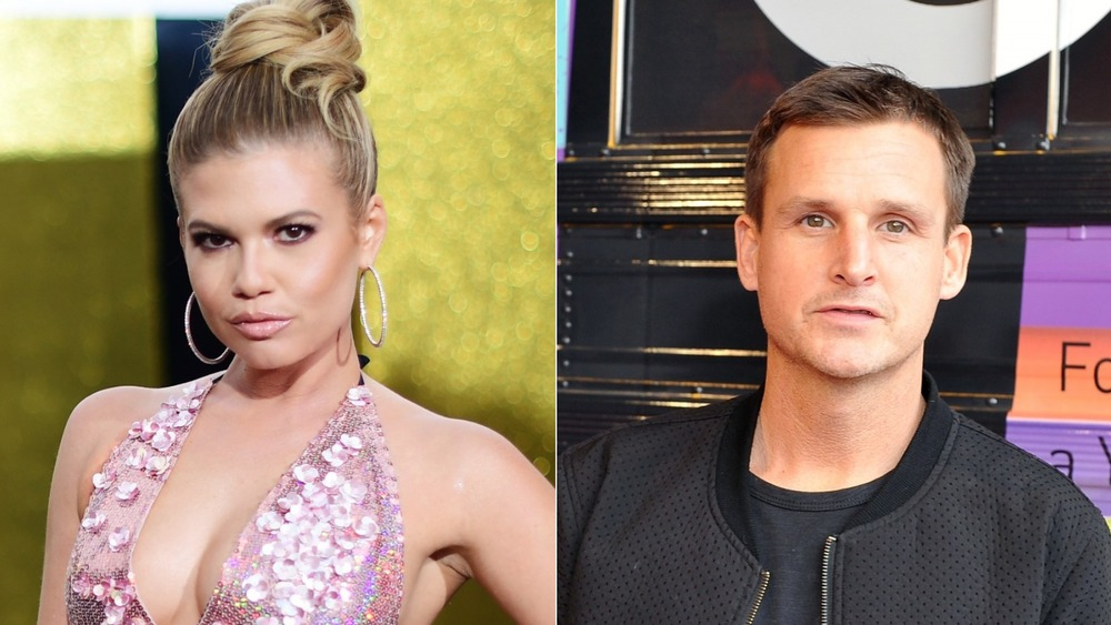 Chanel West Coast and Rob Dyrdek